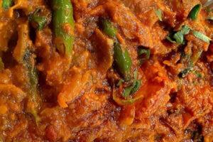 Balti Jalfrezi (Spicy Hot)