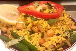 Chilli Rice