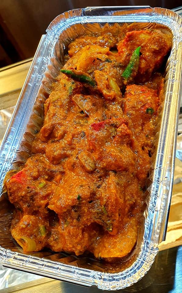 Chicken Tikka Garam Roshan