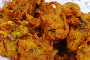 Vegetable Badji (Vegan)